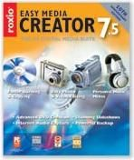 Roxio Easy Media Creator 7.5 Video Editing/Disc Burning Software Review
