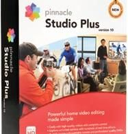 Pinnacle Studio Plus Version 10 Editing Software Review