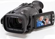 JVC GZ-HD7U  High-Definition Hard Disk Camcorder Review