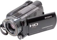 Sony HDR-XR520V AVCHD Camcorder Review: