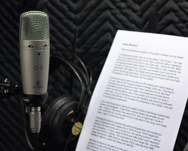 Build a Guerilla Sound Booth