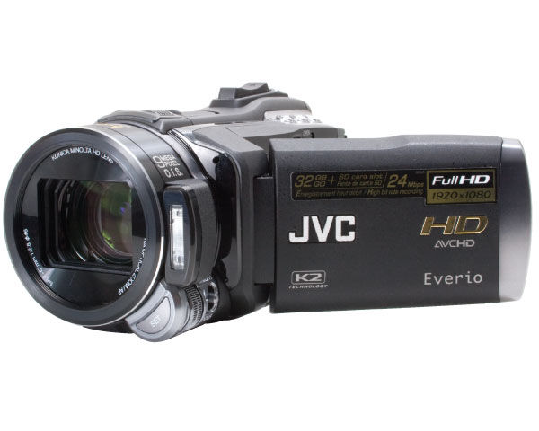 JVC GZ-HM400 HD Camcorder Review