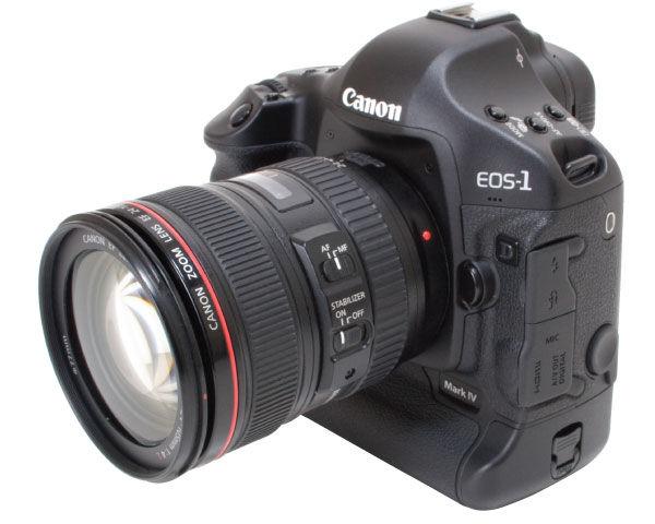 Canon EOS 1D Mark IV Digital SLR Camera Review