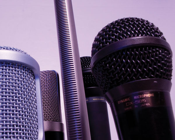 Microphone Buyer's Guide 2010