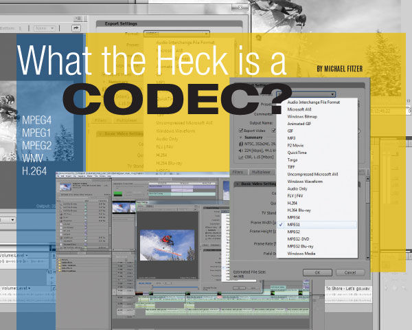 What is a CODEC?