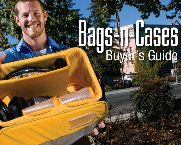 Camcorder Bag and Case Buyer's Guide