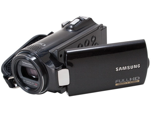 Samsung HMX-H200 HD Camcorder Reviewed