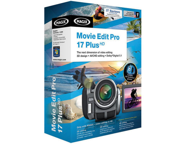 MAGIX Movie Edit Pro 17 Plus Introductory Editing Software Reviewed