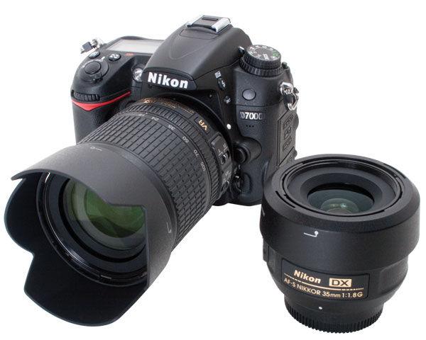 Nikon D7000 Digital SLR Camera Reviewed