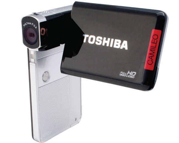 Toshiba Camileo S30 Pocket Camcorder Reviewed