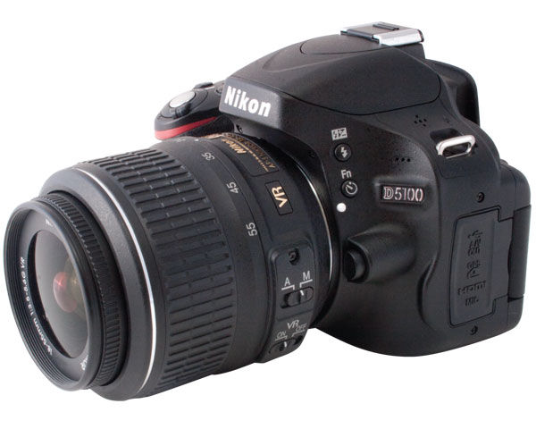 Nikon D5100 HDSLR Camera Review