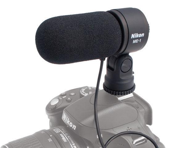 Nikon ME-1 Stereo Microphone Review