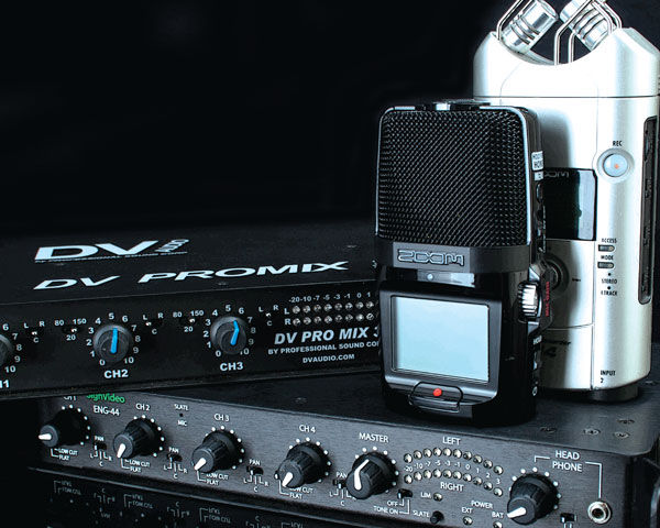 Field Recorders & Mixers Buyer's Guide - Record it and Mix it in the Field
