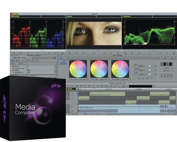 Avid Media Composer 6 Advanced Editing Software Review