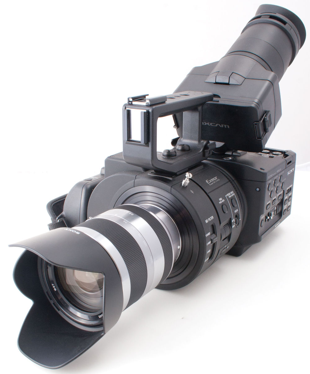 Sony-FS700-camcorder