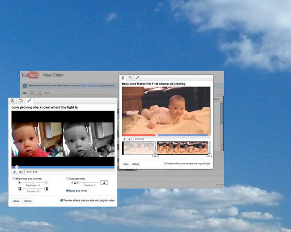 Cloud-Based Editing Using Tablets and Smartphones