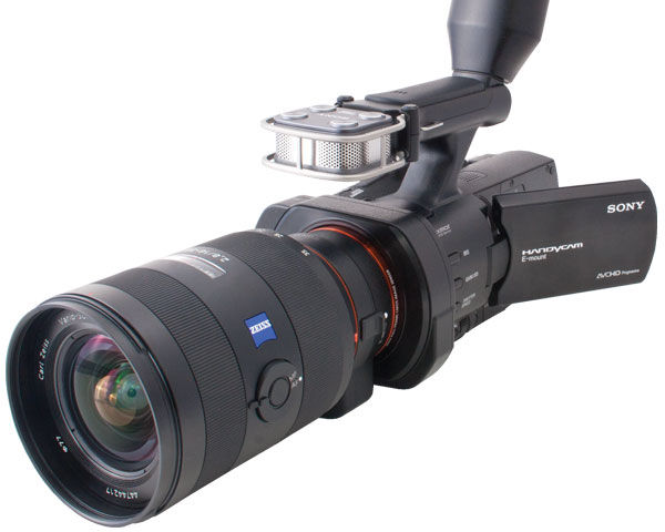 Sony-VG900-camcorder