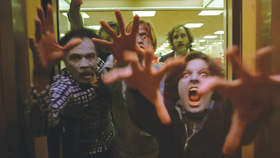 Screen Grab from Dawn of the Dead (1978)