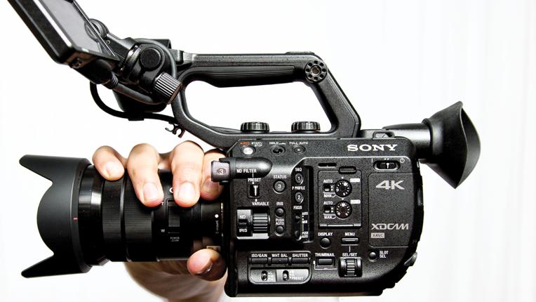 Sony PXW-FS5 Review