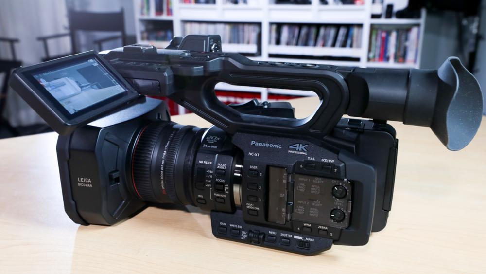 Panasonic HC-X1 Review