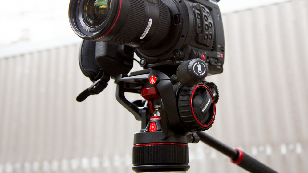 Manfrotto Nitrotech N8