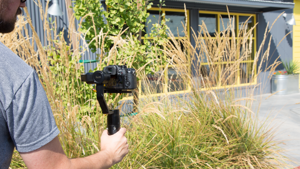 ikan EC1 Beholder, a 3-Axis Gimbal Stabilizer with Encoders