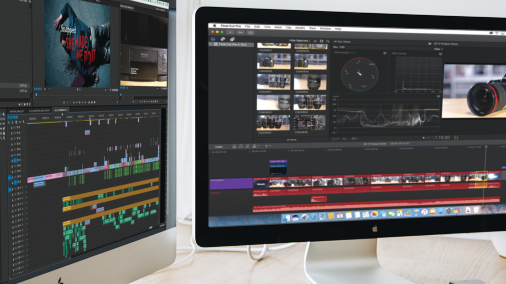 Editing Software Buyer's Guide