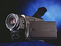 Sony Three CCD Camcorder Review: DCR-TRV900 Mini DV Camcorder
