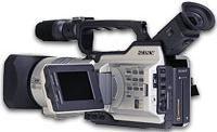 Digital Camcorder Review:Sony DCR-VX2000 Digital Camcorder