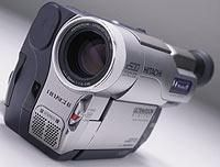 Test Bench: Hitachi VM-D865LA Digital8 Camcorder