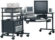 Anthro Cart Allows for Professional Workspace