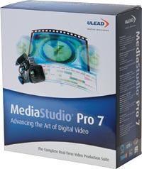 Ulead MediaStudio Pro 7.0 Editing Software Review