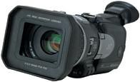 Mini DV and HD Camcorder Review JVC GR-HD1