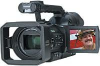 Mini DV Camcorder Review: Panasonic AG-DVC80