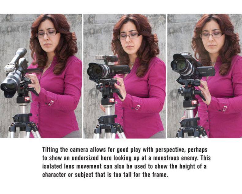 Camera Moves: Back to Basics | Videomaker.com
