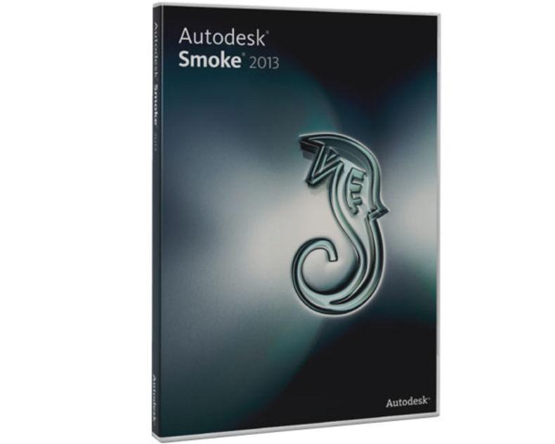 Autodesk-Smoke-2013 Visual Effects Software
