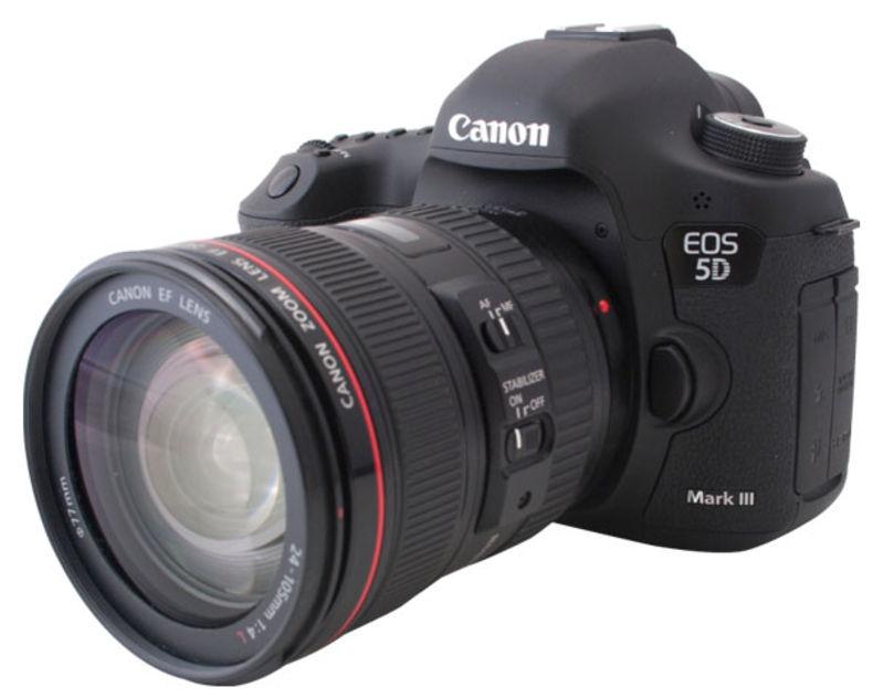 Canon-EOS-5D-mark-III DSLR