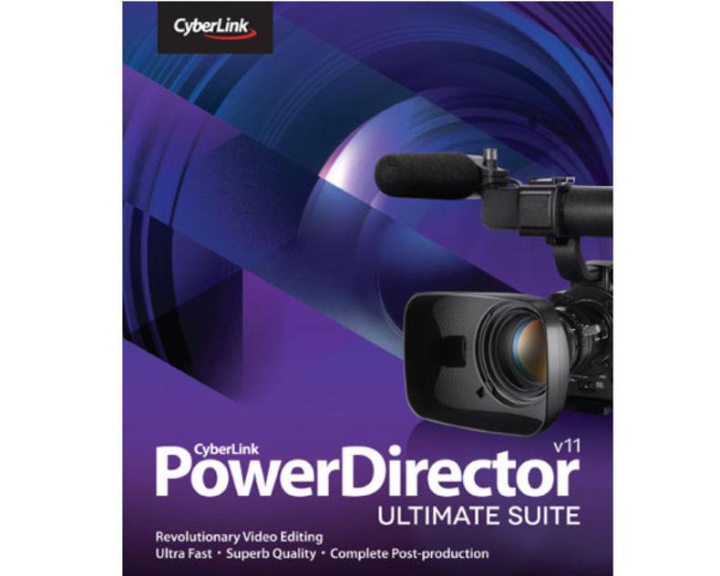 Cyberlink-powerdirector-11 Intermediate Editing Software