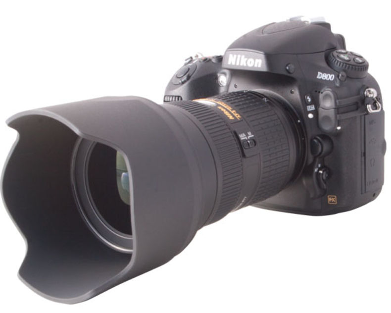 Nikon-D800 DSLR