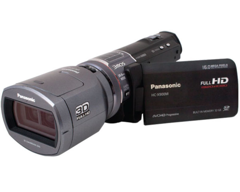 Panasonic-HC-X900M Camcorder