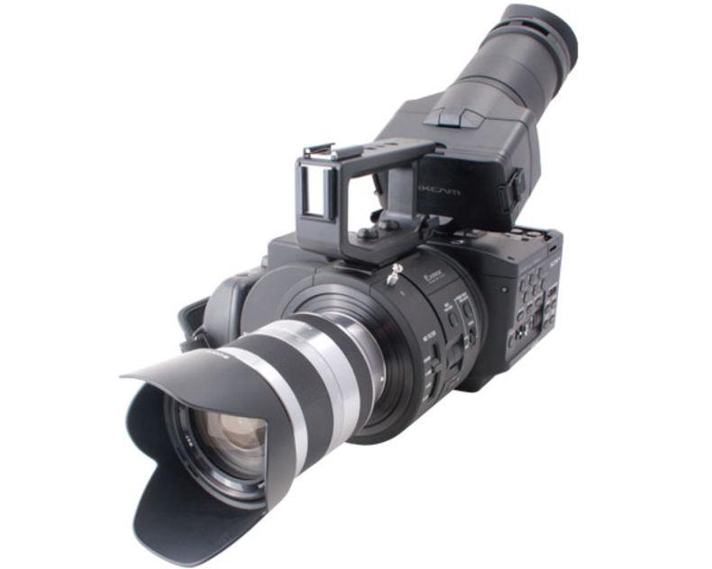 Sony-NEX-FS700 Camcorder