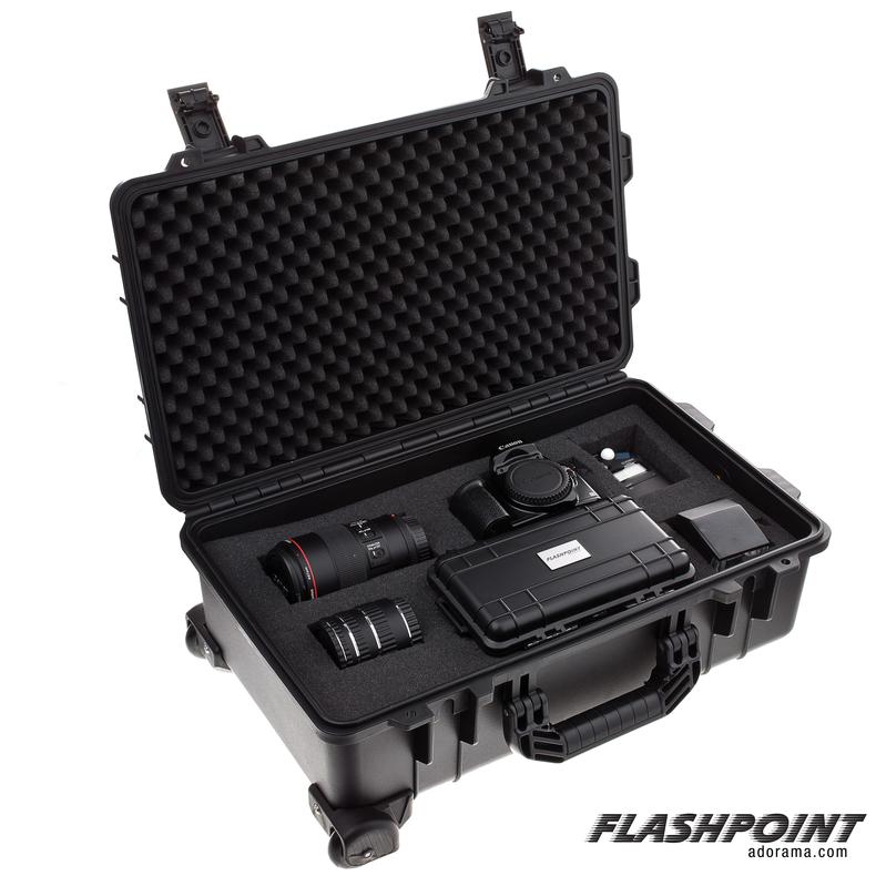 Flashpoint Hard Case