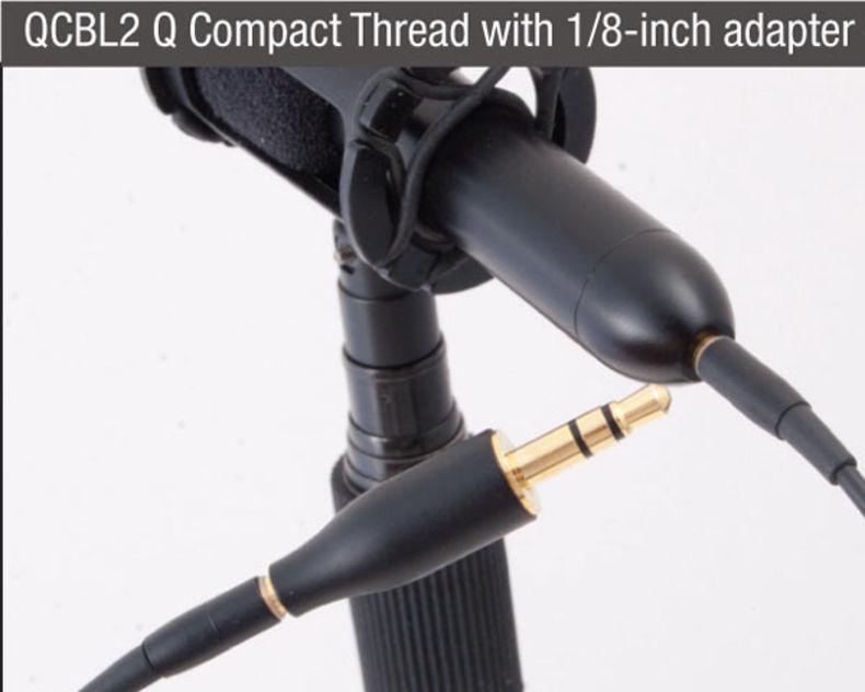 que-audio-q-sniper-kit-compact-thread-adapater