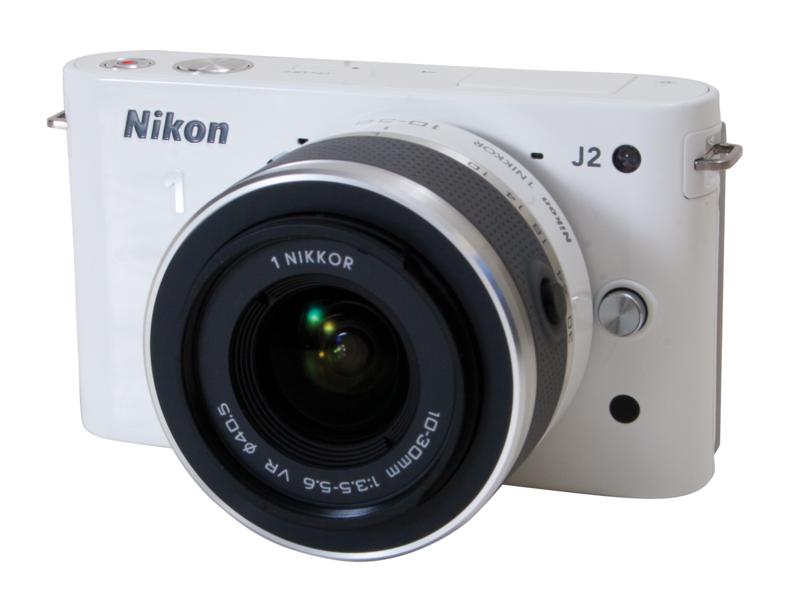Nikon 1 J2 with 10-30mm f3.5-5.6 kit lens