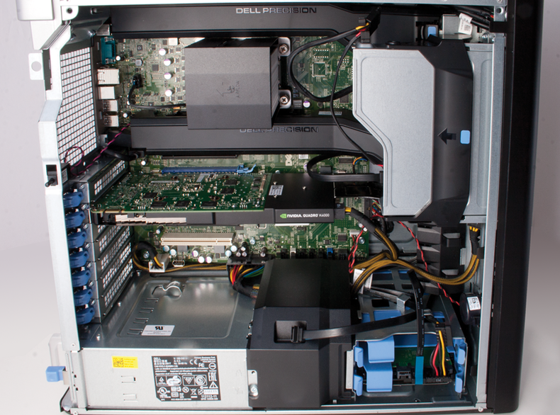 Inside the T3610