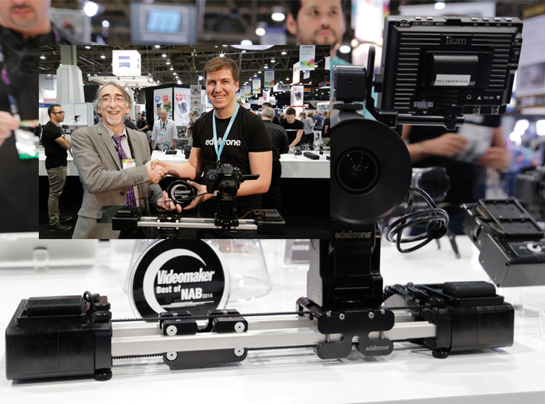 Best Motion Control System edelkrone Wizard