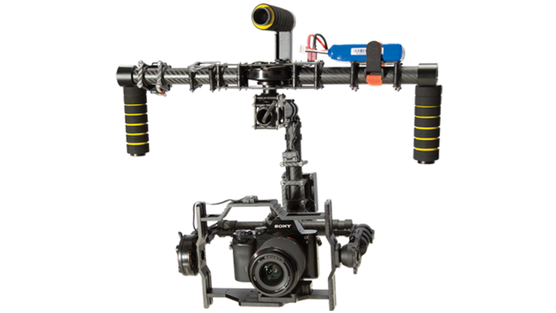 CAME-TV 7800 Gimbal entire unit