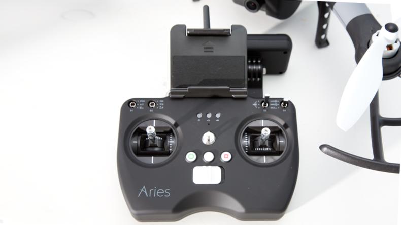 ries Blackbird X10 transmitter