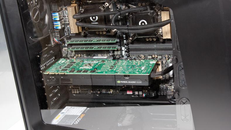 8GB NVIDIA Quadro K5200