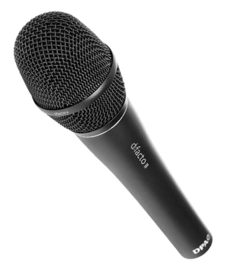 DPA  d:facto II Vocal Mic